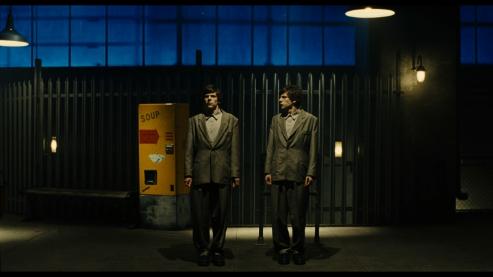 4.Jesse Eisenberg in THE DOUBLE, a Magnolia Pictures release. Photo courtesy of Magnolia Pictures. Photo credit: Dean Rodgers
